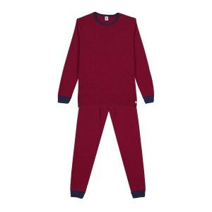 Pyjama garçon rayé milleraies PETIT BATEAU