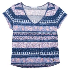 T-Shirt, reines Leinen, kurze Ärmel PEPE JEANS