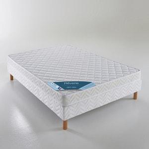 Matras in mousse HR, slaapzone in latex, stevig comfort REVERIE