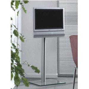 Support de fixation TV LCD 38-53cm Verre Aluminium VESA ELECTRONIC STAR