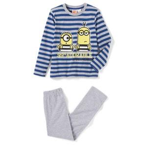 Pyjama jersey 3-12 ans LES MINIONS
