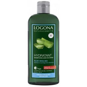 Shampooing bio Hydratant à l'aloe vera LOGONA