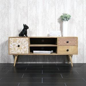 meuble tv ethnique bt199 made in meubles - Meuble Tv Made In Design