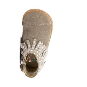 Boots à franges cuir BOUBA FRINGE HAVAIANAS