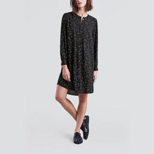 Sukienka krótka, wzorzysta rozszerzana, rozkloszowana LEVI'S