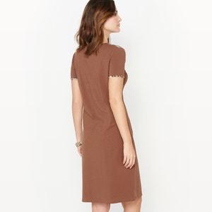 Vestido estampado de punto ligero ANNE WEYBURN