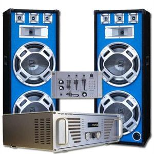 Set DJ complet