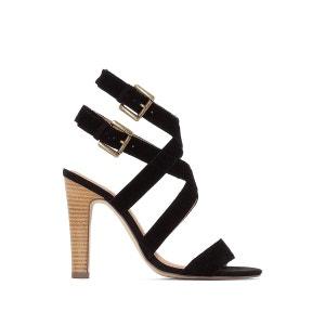 Sandales cuir double bride MADEMOISELLE R