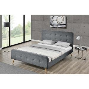 lit scandinave la redoute. Black Bedroom Furniture Sets. Home Design Ideas