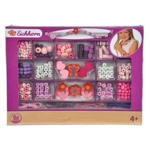 Simba Toys 100003425 1 x Simba Eichhorn - Perles en bois - Les lettres de l'alphabet SIMBA TOYS