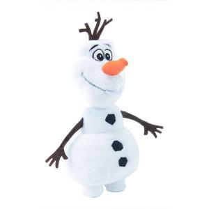 Peluche Olaf Disney : La reine des neiges - 20 cm DISNEY