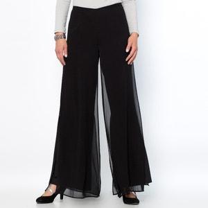 Pantalón loose, ancho ANNE WEYBURN