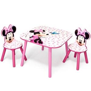 Table et chaises Minnie Disney DELTA