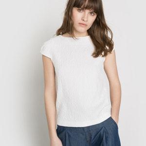 Blusa de tejido con relieve La Redoute Collections