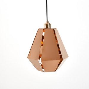 Candeeiro de teto origami, cobre, Takoi La Redoute Interieurs