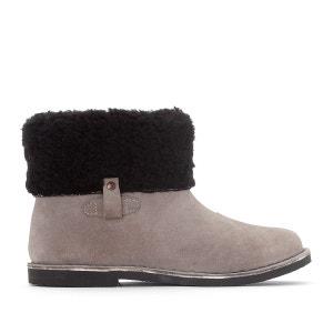 Boots fourrée 26-35 La Redoute Collections