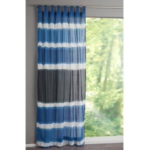 Voilage imprimé Tie & Dye, KULU La Redoute Interieurs