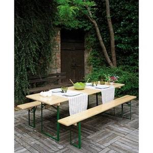 Table Pique-Nique BRASSEURS LEKINGSTORE