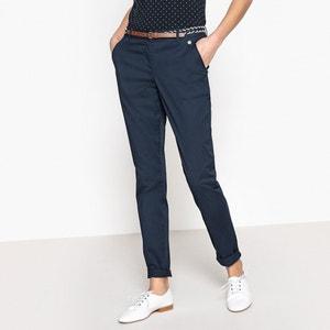 Pantalon chino avec ceinture amovible TOM TAILOR