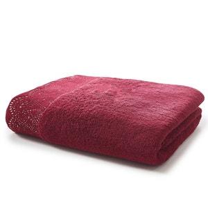 Dentelle maxi bath towel La Redoute Interieurs