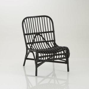 Cadeira ou cadeirão de apoio em cana de rotim Malu La Redoute Interieurs