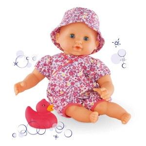Poupon Mon premier Corolle : Mon premier bébé bain 1001 Fleurs COROLLE