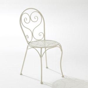 Metal Garden Chair, Sold Individually La Redoute Interieurs