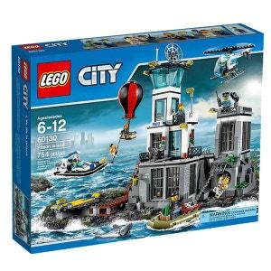 La prison en haute mer - LEG60130 LEGO