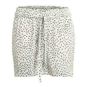 Bedruckte Shorts, weich fliessende Form, Gummizugbund VILA