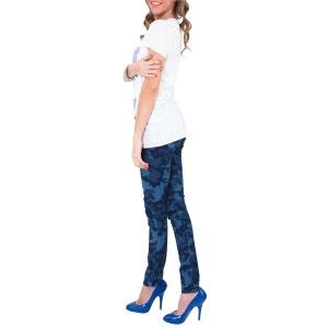 Jeans Corynn Wrangler Bleu Fonce WRANGLER
