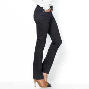 Hose, beschichteter Baumwoll-Stretch, Schrittlänge 80 cm LAURA CLEMENT