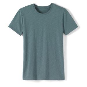T-shirt col rond pur coton R essentiel