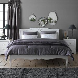 Cama 2 personas + cabecero de cama Lison