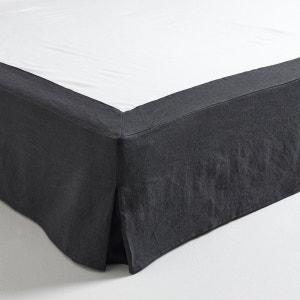 Cache-sommier chanvre lavé/coton, Linéo AM.PM
