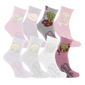 2 Paires de chaussettes Simpsons 27-30 ARDO