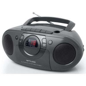Radio k7 cd  M 19 RDC MUSE