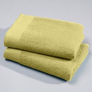 Pack of 2 Cotton Towels 420 g/m² SCENARIO