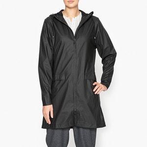 Parka imperméable longue zippée BLACK RAINS
