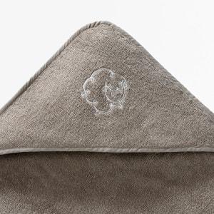 Capa de baño + manopla para bebé de felpa 420 g/m² niña y niño, Betsie R baby