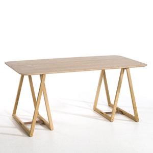 Superficie de escritorio contraplacada de roble Gary, design Gallina AM.PM.