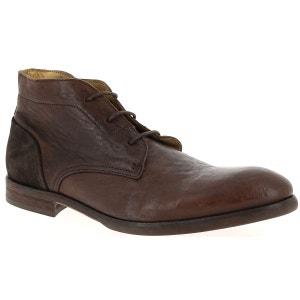 Chaussures à lacets hudson ryecroft calf  marron Hudson  La Redoute