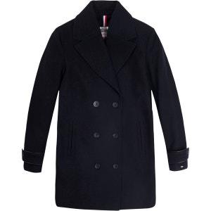 Manteau drap de laine TOMMY JEANS