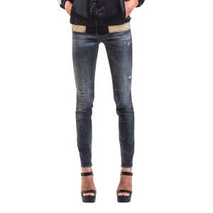 Jeans MONIE D0135-UB129 style cigarette MELTIN POT