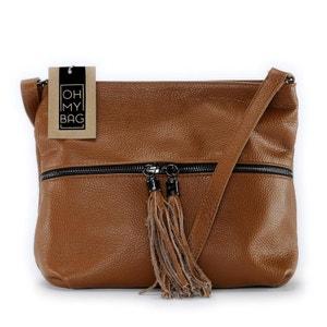 Sac à main bandoulière en cuir femme - Modèle London OH MY BAG