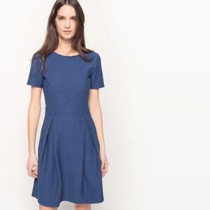 Plain Short-Sleeved Full Dress MADEMOISELLE R