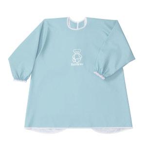 Bavoir à manches longues turquoise 044381 BABYBJORN