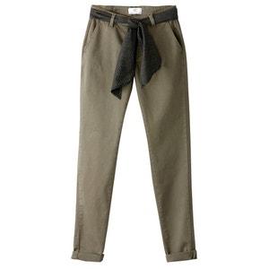 Pantalon droit LE TEMPS DES CERISES