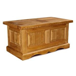 Table basse bar La BRESSE - bois chêne massif HELLIN, DEPUIS 1862
