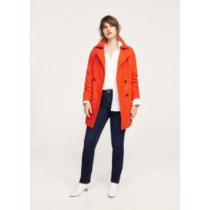 Manteau à double boutonnage VIOLETA BY MANGO