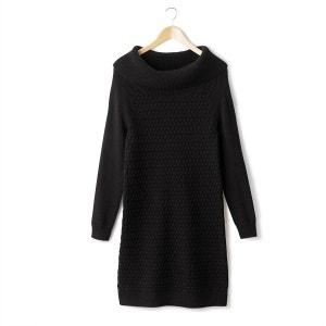 Robe-pull torsadée LAURA CLEMENT